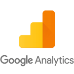 google analytics logo cuadrado